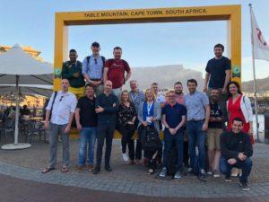 E2EVC 2018 Cape Town