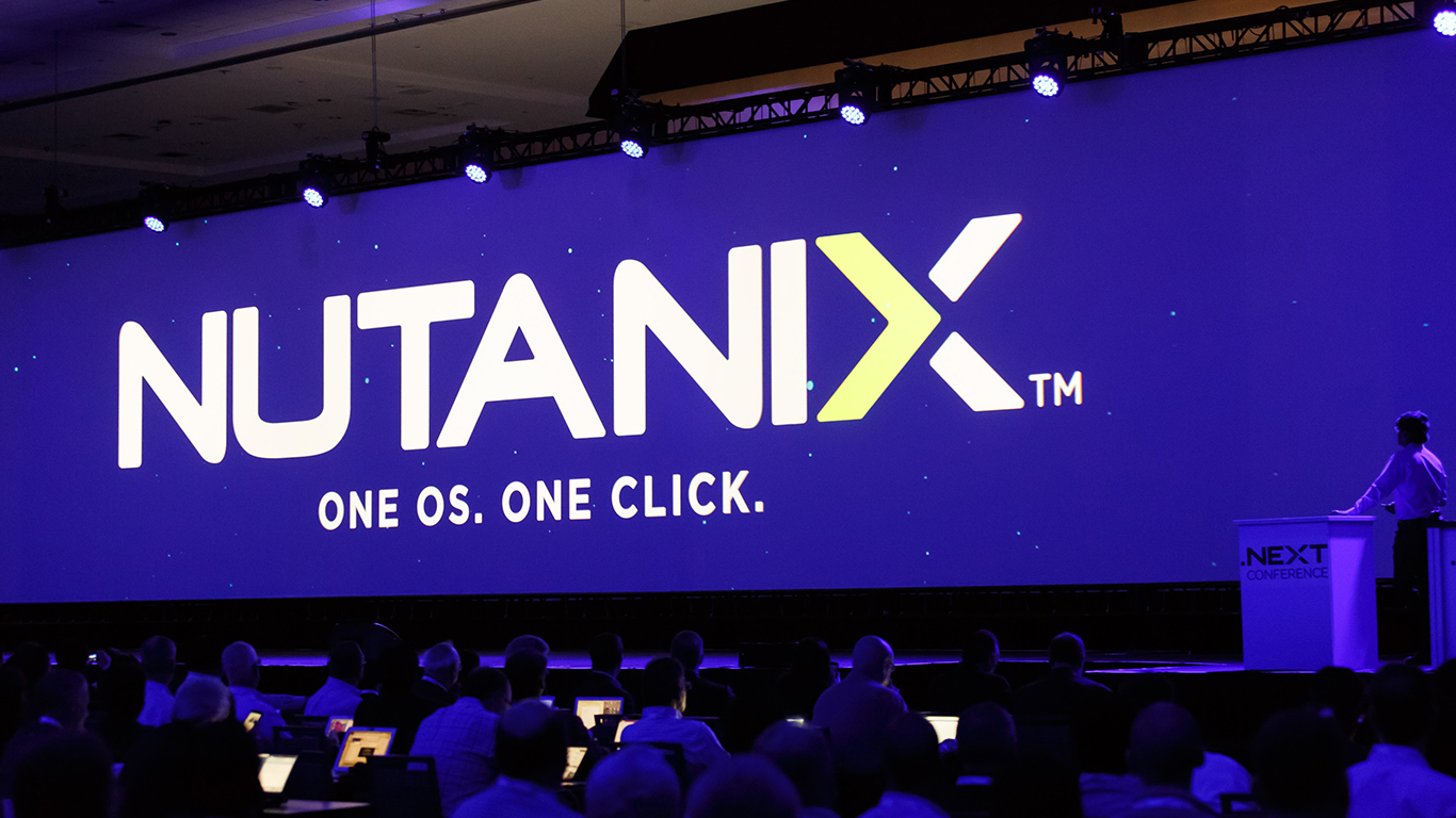 My first Nutanix .Next event